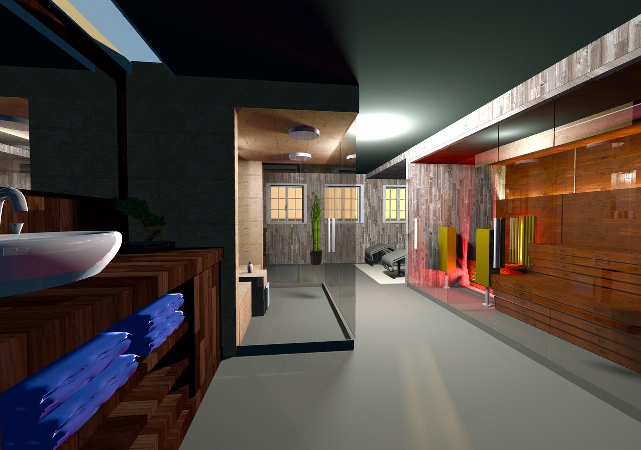 Sauna infrarood en stoomcabine in de gemeente oost gelre